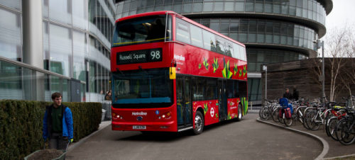 London Double Decker Bus Tour