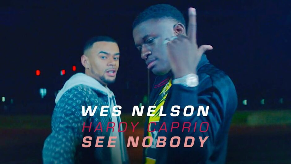 Wes Nelson – See Nobody (Ft. Hardy Caprio)